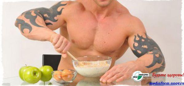 Белковая диета - Сжигаем жир, набираем красивые мышцы